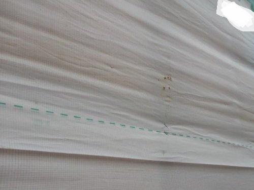 外壁張替工事、外壁解体
