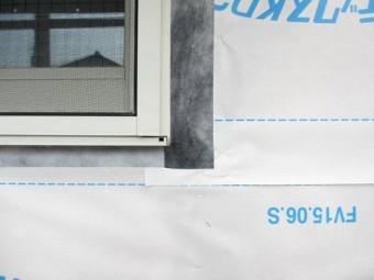 折版屋根の多くは固定しているナットとボルトから錆びていきます