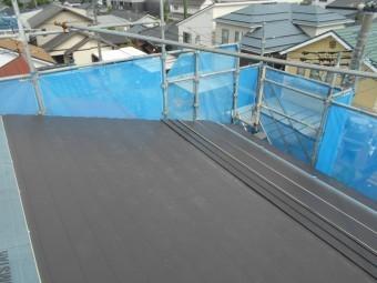 新潟市中央区 屋根リフォーム