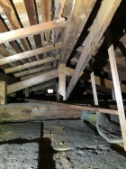 屋根雨漏り腐食