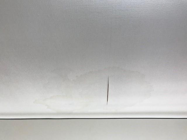 セメント瓦屋根雨漏れ