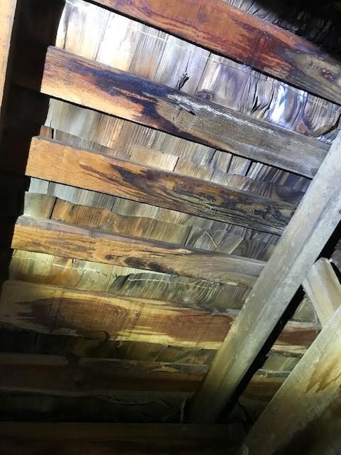 セメント瓦屋根雨漏れ修理