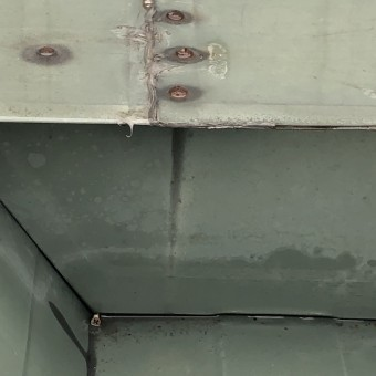 雨漏り箇所