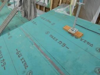 下地 田上 ルーフィング 下葺き 葺き替え 屋根
