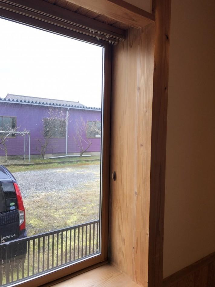 出窓の雨漏りのリスク