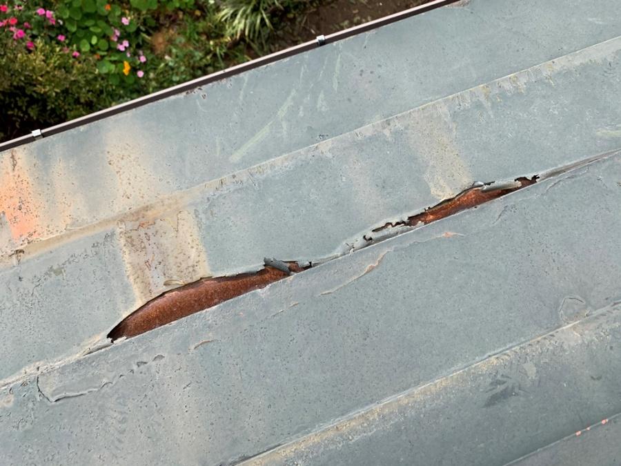 見附市で屋根塗装メンテナンス相談