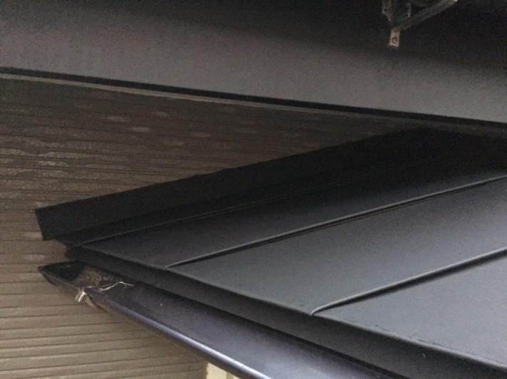 下屋出窓雨漏れ工事