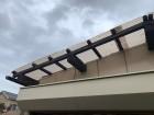 ポリカ屋根張り替え他工事