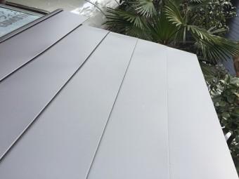 ガルバリウム鋼板 横葺き マイト瓦