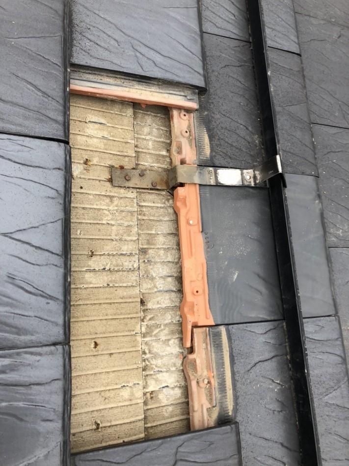平瓦修繕工事