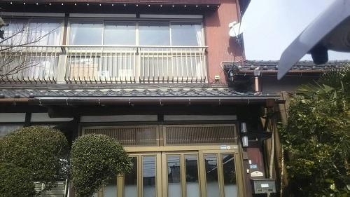 竣工 雨樋 半丸 屋根竣工