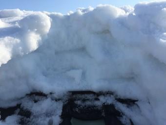 新潟県三条市 屋根雨漏り 積雪 漏水 調査 除雪