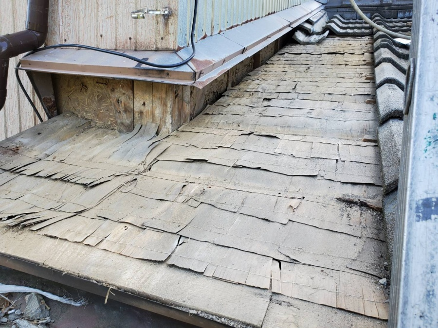 土居串モルタル修繕工事