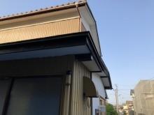 雨樋・破風板修繕工事