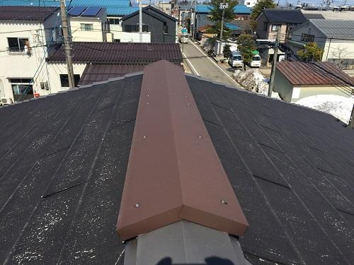 新潟県三条市 板金 検査 屋根