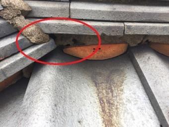 棟 セメント 隙間 劣化