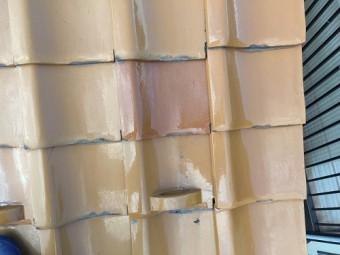 新潟市東区 平瓦 交換 屋根補修工事