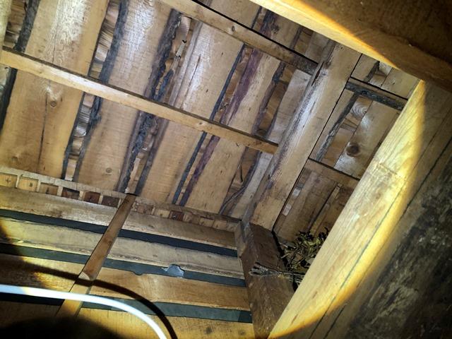 セメント瓦雨漏れ修繕工事