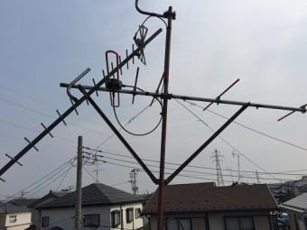 新潟市西区 TVアンテナ 調査