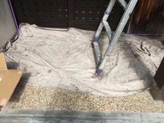 床養生 汚れ防止