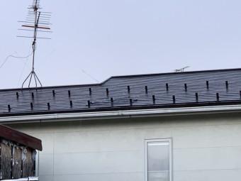 スレート屋根カバーリング