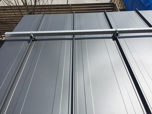 屋根 与板 長岡 立平 ガルバリウム鋼板