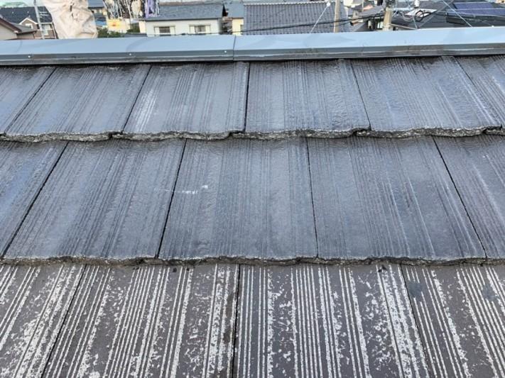 瓦屋根塗装