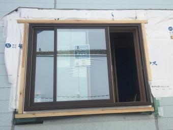 防水紙 タイベック 出窓解体 新潟市北区