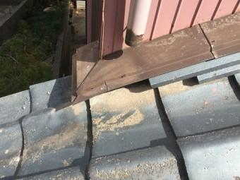 瓦屋根修繕 平瓦復旧