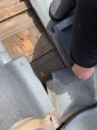 瓦屋根雨漏れ調査