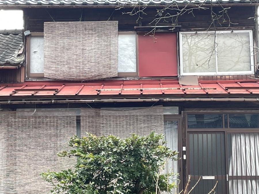 新潟県加茂市にて屋根の葺き替えでご相談を頂き調査してきました