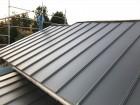 板金屋根の葺き工事の流れ