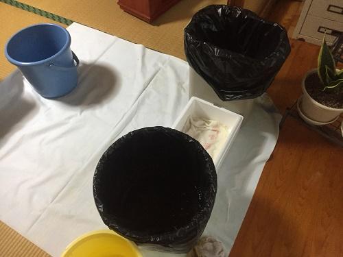 雨漏れ 和室