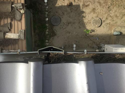 雨樋 集水器 網無