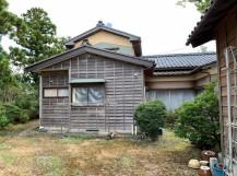 新潟市西蒲区 K様 土居のしモルタル修繕工事