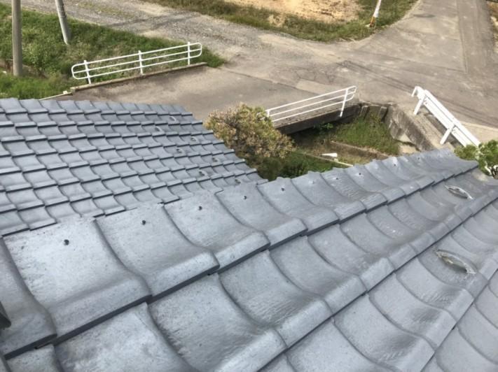 瓦屋根修繕工事