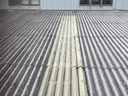 採光屋根 劣化