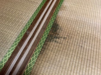 外壁継ぎ目串から雨漏れ発生