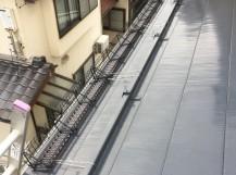 新潟市中央区 落雪予防