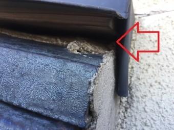防水紙 漏水 施工不良
