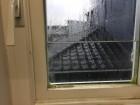 雨吹込み ペアガラス 水槽