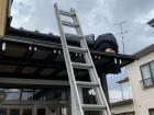 屋根上点検