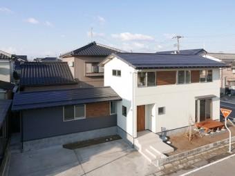 横葺き ガルバリウム鋼板 屋根
