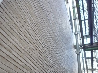 外壁張り工事 外壁張り