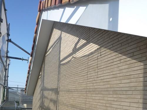 外壁張替工事 外壁張り