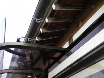 ポリカ屋根 取り外し 新潟市西区